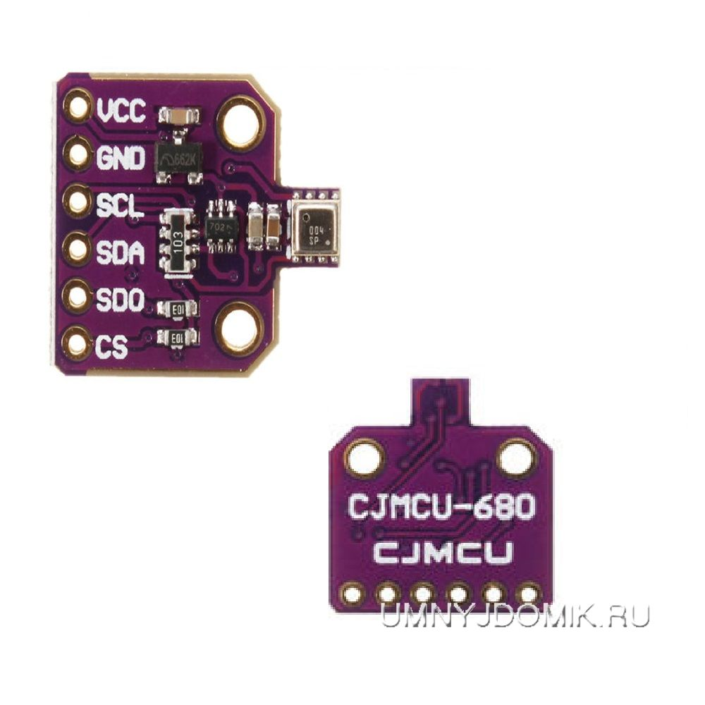 Фото модуля CJMCU-680 (BME680)