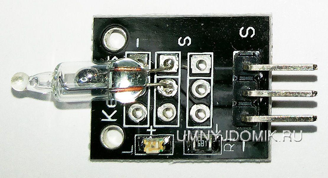 """""""KY-017"""" – переключатель срабатывающий в зависимости от наклона (для Arduino)"""