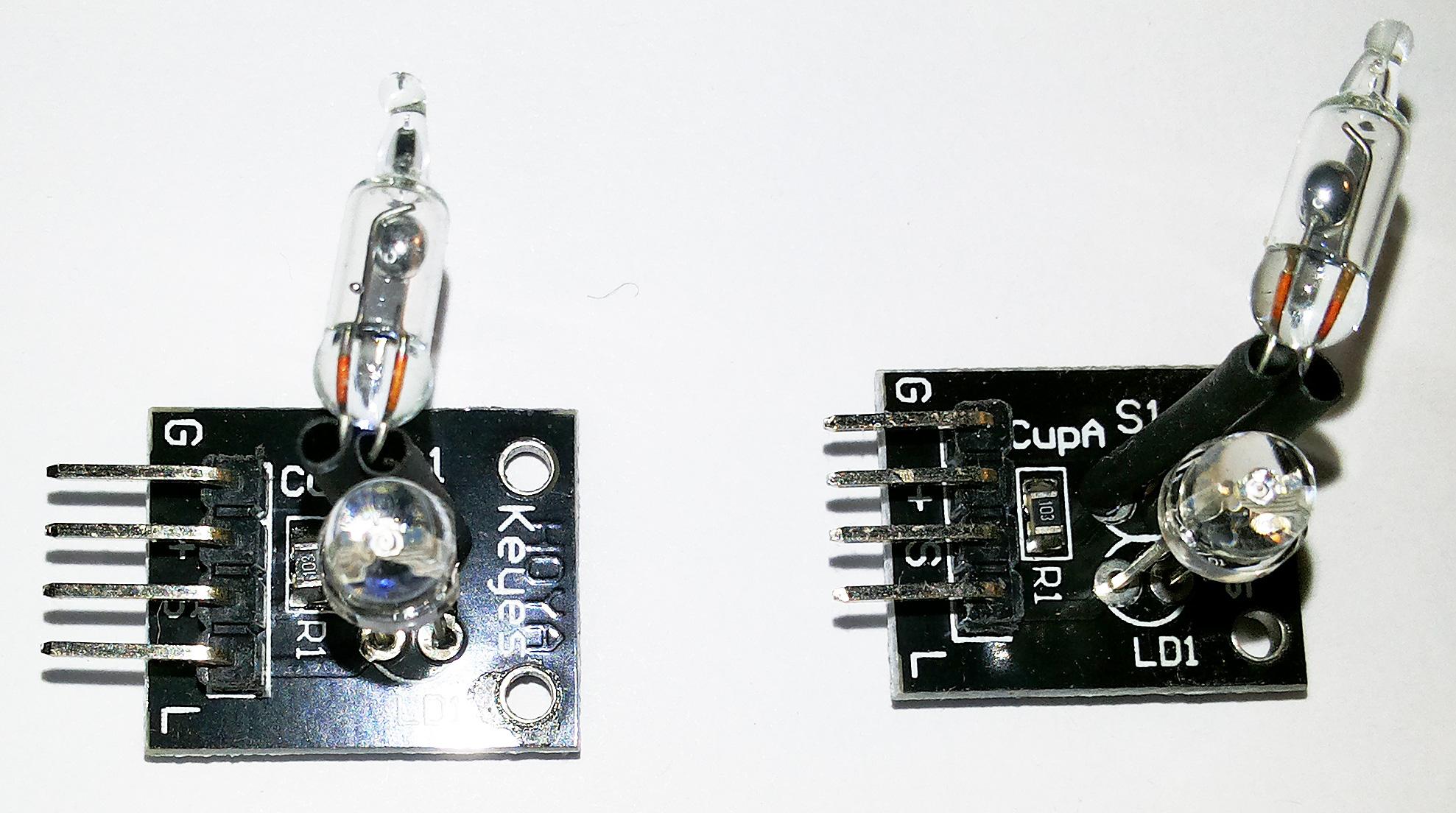 KY-027 - датчик наклона со светодиодом для ARDUINO